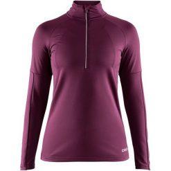 Craft Bluza Sportowa Damska Prep Purple L. Fioletowe bluzy damskie Craft. Za 195.00 zł.