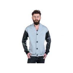 Chelsea bluza męska grey. Szare bluzy męskie Slogan ubrania ekologiczne, etyczne i wegańskie, z bawełny. Za 280.00 zł.