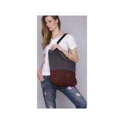 Torba basic popiel bordo. Czerwone torby na ramię damskie Drops. Za 119.00 zł.