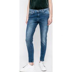 Pepe Jeans - Jeansy Aero. Niebieskie jeansy damskie Pepe Jeans. W wyprzedaży za 269.90 zł.