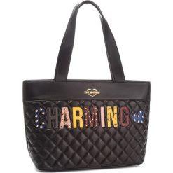 Torebka LOVE MOSCHINO - JC4224PP06KC0000 Nero. Czarne torebki do ręki damskie Love Moschino, ze skóry ekologicznej. Za 929.00 zł.