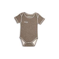 Body Brown Fleck 0-3m. Body niemowlęce marki Pollena Savona. Za 36.67 zł.