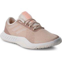 Buty adidas - CrazyTrain Lt W DA8952 Ashpea/Clowhi/Cleora. Brązowe obuwie sportowe damskie Adidas, z materiału. W wyprzedaży za 229.00 zł.