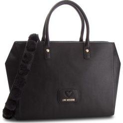 Torebka LOVE MOSCHINO - JC4284PP06KL0000 Nero. Czarne torebki do ręki damskie Love Moschino, ze skóry ekologicznej. Za 1,039.00 zł.