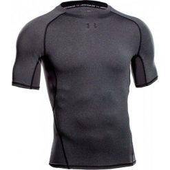 Under Armour Koszulka Sportowa Armour Hg Ss T Carbon Heather Black Xs. Brązowe koszulki sportowe męskie Under Armour. W wyprzedaży za 89.00 zł.