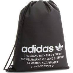 Plecak adidas - Nmd G DH4416 Black. Czarne plecaki damskie Adidas, z tworzywa sztucznego, sportowe. W wyprzedaży za 119.00 zł.