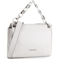 Torebka MICHAEL MICHAEL KORS - Gianna 30S7TG5M2L Optic White. Białe torby na ramię damskie MICHAEL Michael Kors. W wyprzedaży za 1,169.00 zł.