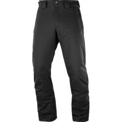Salomon Męskie Spodnie Narciarskie Stormpunch Pant M Black M. Czarne spodnie snowboardowe męskie Salomon, na zimę. Za 565.00 zł.