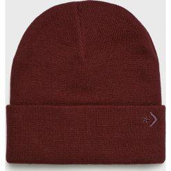 Converse - Czapka. Brązowe czapki i kapelusze męskie Converse. W wyprzedaży za 69.90 zł.