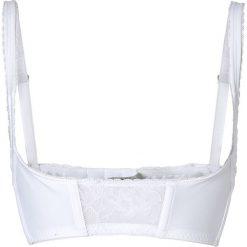 Biustonosz podnoszący biust (mis. A - D) bonprix biały. Biustonosze marki MAKE ME BIO. Za 44.99 zł.