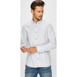 Medicine - Koszula Arty Dandy. Szare koszule męskie MEDICINE, z bawełny, button down, z długim rękawem. W wyprzedaży za 79.90 zł.