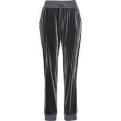 Spodnie dresowe aksamitne bonprix szary. Spodnie dresowe damskie marki Nike. Za 79.99 zł.