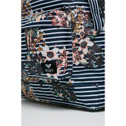 Roxy - Plecak. Szare plecaki damskie Roxy, z materiału. W wyprzedaży za 149.90 zł.