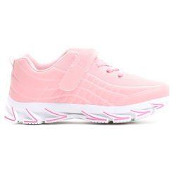 Różowe Buty Sportowe The New Real. Czerwone buty sportowe dziewczęce Born2be, z materiału. Za 59.99 zł.