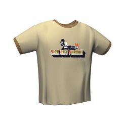 GamersWear Koszulka  SICKCITY T-Shirt Sand (S)  (5096-S). Brązowe t-shirty i topy dla dziewczynek GamersWear. Za 56.80 zł.