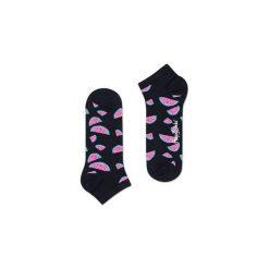 Skarpetki LOW Happy Socks WAT05-9000. Czarne skarpety męskie Happy Socks. Za 19.53 zł.