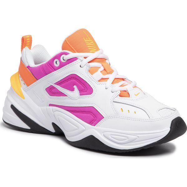 Białe buty sportowe damskie Nike Court Royale 749867 104