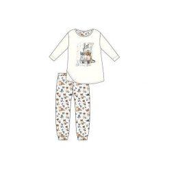 Piżama Young Girl 031/98 Lovely Cats ecru r. 164. Szare bielizna dla chłopców Cornette. Za 61.67 zł.