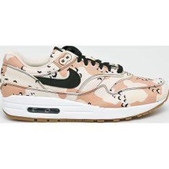 Nike Sportswear - Buty Air Max 1 Premium. Szare buty sportowe męskie Nike Sportswear, z materiału. Za 599.90 zł.