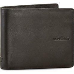 Duży Portfel Męski STRELLSON - Carter 4010001192 Black 900. Czarne portfele męskie Strellson, ze skóry. W wyprzedaży za 189.00 zł.