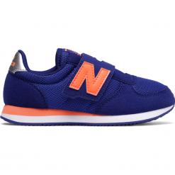 New Balance KV220BOY. Niebieskie buty sportowe chłopięce New Balance, z materiału. W wyprzedaży za 159.99 zł.