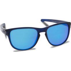 Okulary przeciwsłoneczne OAKLEY - Sliver R OO9342-09 Matte Translucent Blue/Sapphire Iridium. Niebieskie okulary przeciwsłoneczne męskie Oakley, z tworzywa sztucznego. W wyprzedaży za 449.00 zł.