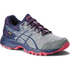 Buty ASICS - Gel-Sonoma 3 G-Tx GORE-TEX T777N Stone Grey/Pixel Pink 020. Niebieskie obuwie sportowe damskie Asics, z gore-texu. W wyprzedaży za 289.00 zł.