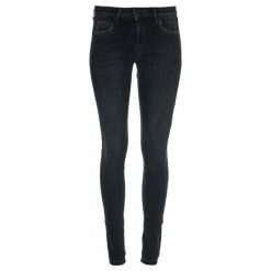 Pepe Jeans Jeansy Damskie Lola 30/30 Ciemny Niebieski. Niebieskie jeansy damskie Pepe Jeans. Za 435.00 zł.
