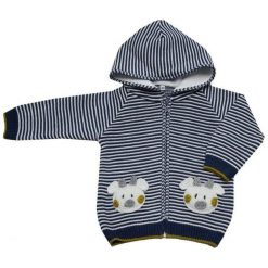 EKO Chłopięcy Sweter W Pasy, 98, Wielobarwny. Swetry dla chłopców marki Reserved. Za 93.00 zł.