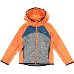 """Bluza polarowa """"Unscramble"""" w kolorze jaskrawopomarańczowo-szarym. Bluzy dla chłopców Dare2b Kids, z materiału. W wyprzedaży za 65.95 zł."""