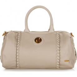 Torebka damska 86-4Y-205-9. Brązowe torebki do ręki damskie Wittchen, w paski. Za 149.00 zł.