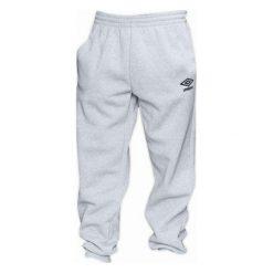 Umbro Spodnie Dresowe Grey Marl Xl. Brązowe spodnie sportowe męskie Umbro, z dresówki. W wyprzedaży za 69.00 zł.