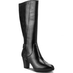 Kozaki TAMARIS - 1-25525-21 Black 001. Kozaki damskie marki DKNY. W wyprzedaży za 389.00 zł.