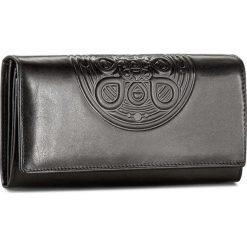 Duży Portfel Damski WITTCHEN - 04-1-052-1 Black. Czarne portfele damskie Wittchen, ze skóry. W wyprzedaży za 309.00 zł.