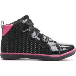 Czarne Buty Sportowe In Front To Me. Czarne buty sportowe dziewczęce Born2be, z materiału. Za 49.99 zł.