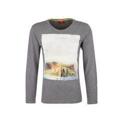 S.Oliver T-Shirt Męski Xl Szary. Szare t-shirty męskie S.Oliver. W wyprzedaży za 59.00 zł.