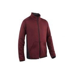 Bluza S500. Czerwone bluzy dla chłopców DOMYOS. Za 44.99 zł.