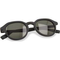 Okulary przeciwsłoneczne BOSS - 0321/S MtBlack Wood 2W7. Czarne okulary przeciwsłoneczne damskie Boss, z tworzywa sztucznego. W wyprzedaży za 399.00 zł.