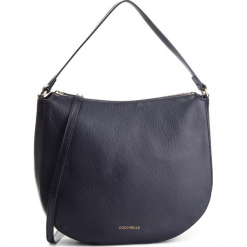 Torebka COCCINELLE - DC5 Dione E1 DC5 13 01 01 Bleu B11. Niebieskie torebki do ręki damskie Coccinelle, ze skóry. Za 1,249.90 zł.