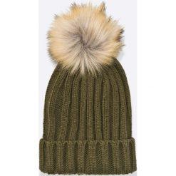 Missguided - Czapka i szalik. Czapki i kapelusze damskie Missguided, na zimę, z dzianiny. W wyprzedaży za 59.90 zł.