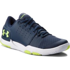 Buty UNDER ARMOUR - Ua Limitless Tr 3.0 3000331-400 Nvy. Niebieskie buty sportowe męskie Under Armour, z materiału. W wyprzedaży za 219.00 zł.