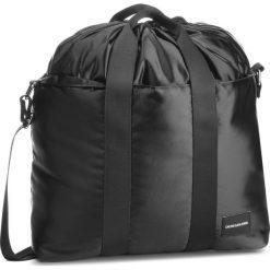 Torebka CALVIN KLEIN JEANS - Satin Dw Tote K40K400816 001. Czarne torebki do ręki damskie Calvin Klein Jeans, z jeansu. Za 449.00 zł.