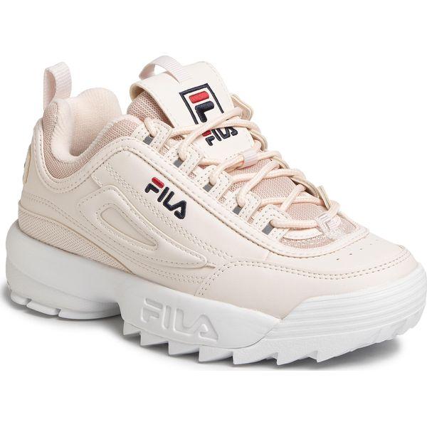 Sneakersy FILA Disruptor Low Wmn 1010302.71Y Rosewater