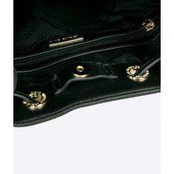 Versace Jeans - Torebka. Szare torby na ramię damskie Versace Jeans. Za 899.90 zł.