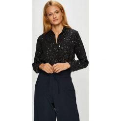 Levi's - Koszula. Brązowe koszule damskie Levi's, z tkaniny, casualowe, z długim rękawem. Za 259.90 zł.