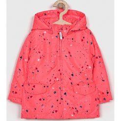 Name it - Kurtka dziecięca 92-122 cm. Różowe kurtki i płaszcze dla dziewczynek Name it, z poliesteru. W wyprzedaży za 99.90 zł.