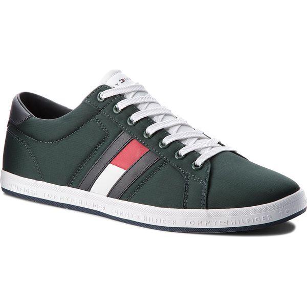 25ac180e123f2 Tenisówki TOMMY HILFIGER - Essential Flag Detail Sneaker FM0FM01535 ...
