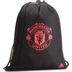 Plecak adidas - Mufc Gb CY5589  Black/Corpnk. Czarne plecaki damskie Adidas, z materiału, sportowe. Za 69.95 zł.