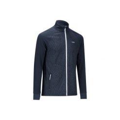 Kurtka narciarska wewnętrzna 500 męska. Niebieskie kurtki męskie WED'ZE, z elastanu. Za 99.99 zł.