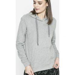 Vero Moda - Bluza. Szare bluzy damskie Vero Moda, z bawełny. W wyprzedaży za 89.90 zł.